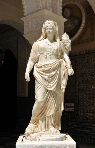 Ceres, the Roman goddess