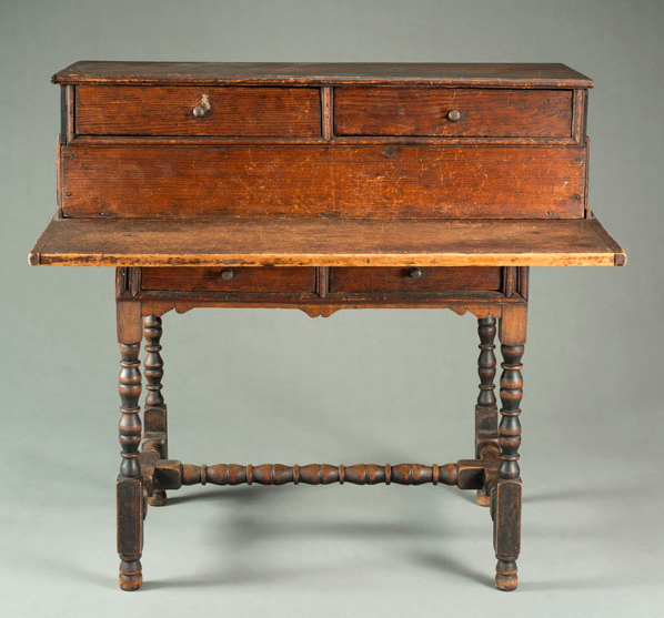 HIstoric Deerfield desk