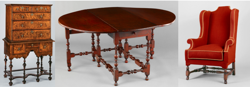 Queen Anne Stye Furniture