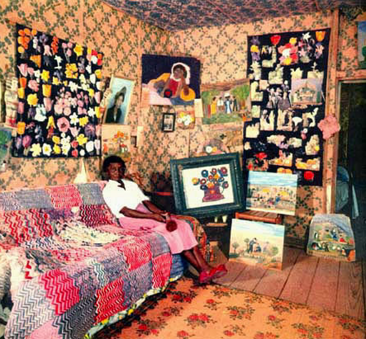 Celebrating African-American Artists: Clementine Hunter