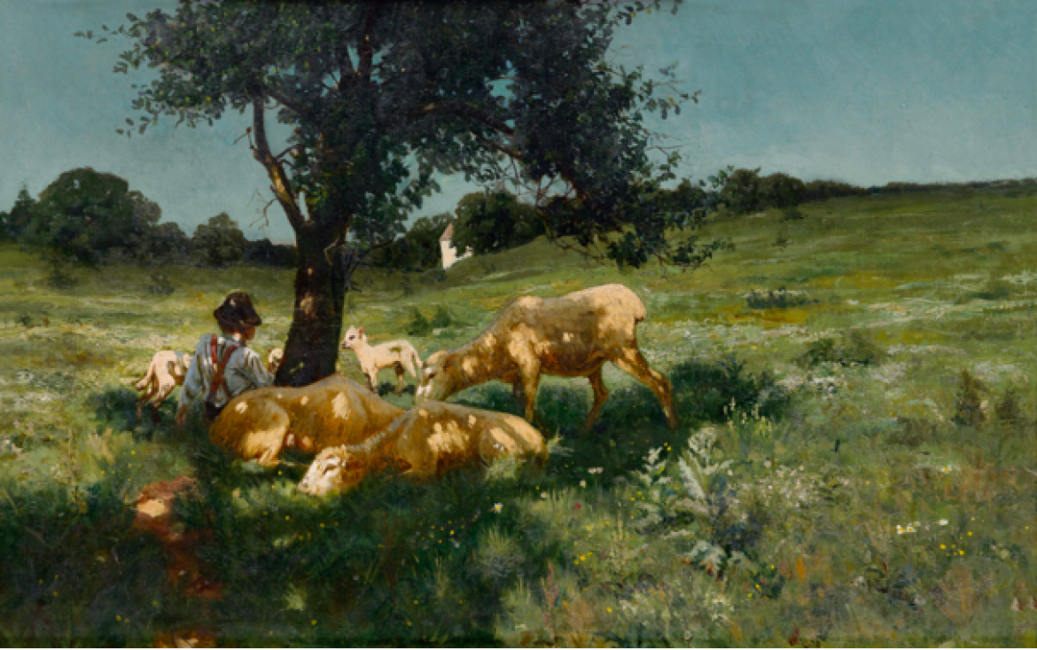 Celebrating African-American Artists: Henry Ossawa Tanner